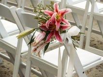 Lily Bouquet Arkivbilder