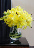 Lily Bouquet Imagens de Stock
