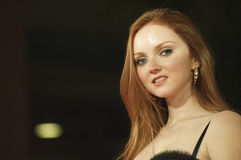 Lily Cole Royalty Free Stock Photography