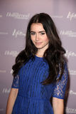 Lily Collins Stock Photography