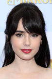 Lily Collins Royalty Free Stock Photos