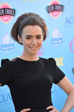 Lily Collins Royalty Free Stock Photo