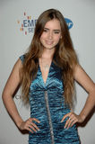 Lily Collins Royalty Free Stock Image