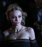 Lily-Rose Depp Royalty Free Stock Images