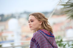 Lily-Rose Depp Stock Photography