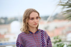Lily-Rose Depp Royalty Free Stock Image