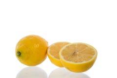 Limão amarelo Imagens de Stock