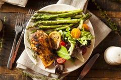 Limão caseiro e Herb Chicken foto de stock