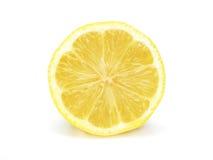 Limão cortado Imagens de Stock Royalty Free
