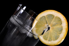 Limão da soda Fotografia de Stock Royalty Free