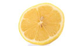 Limão do close-up Imagens de Stock