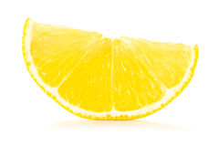 Limão isolado foto de stock