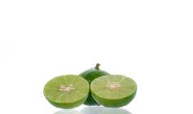 Limão, limão verde Imagens de Stock