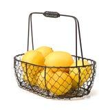 Limão múltiplo com fresco fotos de stock