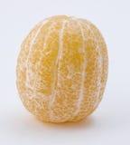 Limão no fundo branco Fotos de Stock Royalty Free