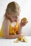 Limón Imagen de archivo libre de regalías