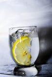 Limón de la velocidad Fotografía de archivo