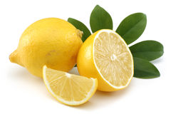 Limón fresco Imagen de archivo libre de regalías