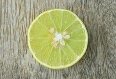 Limón fresco Fotografía de archivo