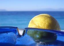 Limón fresco Foto de archivo libre de regalías