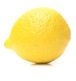 Limón jugoso maduro foto de archivo libre de regalías