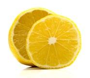 Limón jugoso maduro Fotos de archivo libres de regalías
