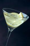 Limón martini Imagenes de archivo