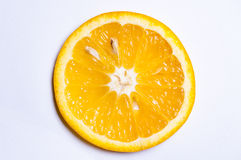 Limón medio Fotografía de archivo libre de regalías