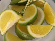 Limón, sitroner foto de archivo