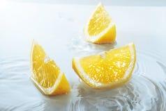 Limões Fotografia de Stock