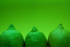 Limões Imagens de Stock