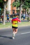 Lima maratona 42k fotografie stock libere da diritti