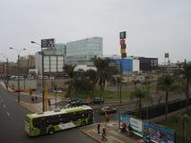 Lima moderna, Peru fotos de stock royalty free