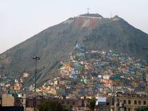 Lima no Peru imagens de stock royalty free