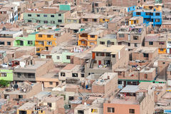 Lima, Perù Fotografia Stock Libera da Diritti