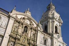 Lima - Peru lizenzfreie stockfotografie