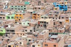 Lima Peru royaltyfri foto