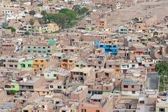Lima Peru Arkivbild