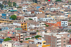 Lima, Peru stockfoto