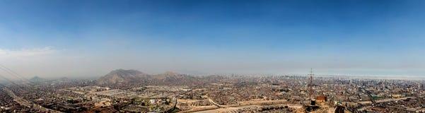Lima, Peru royalty-vrije stock afbeeldingen