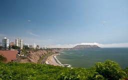 Lima, Peru imagens de stock royalty free