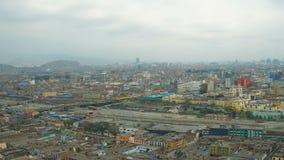 Lima Peru Aerial clips vidéos
