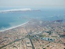 Lima, Peru, Aerial View, Travel Royalty Free Stock Photo