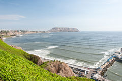 Lima, Peru Royalty Free Stock Photography