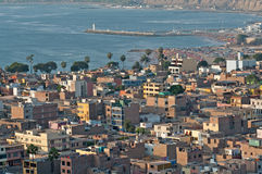 Chorrillos Royalty Free Stock Photo