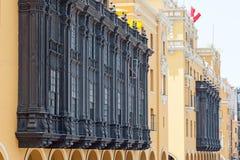 Lima, Peru Royalty Free Stock Photo