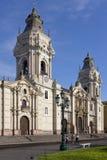 Lima - Peru - South America Arkivbilder
