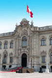 Lima Peru Travel, Presidential Palace Royalty Free Stock Images