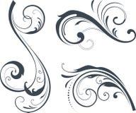 Ślimacznica projekt Obrazy Stock