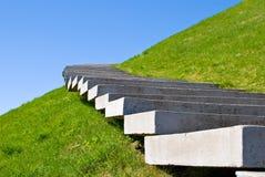 ślimakowaci schodki Obraz Stock